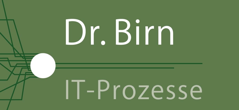Dr. Birn IT-Prozesse